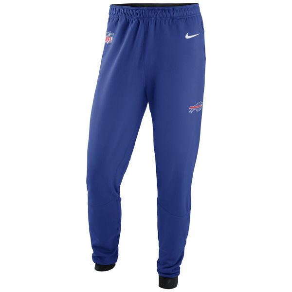 NFL ビルズ サイドライン プレイヤー サーマ パンツ ナイキ/Nike ロイヤル