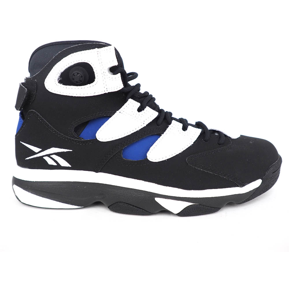 online retailer 83992 210c6 ... norway reebok reebok shaquille oneal shaq attaq iv shack attack shoes  sneakers black 6a656 d6221