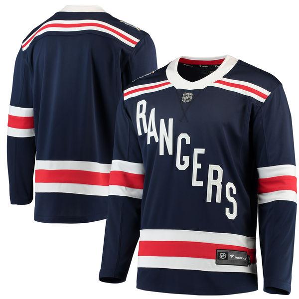 全日本送料無料 お取り寄せ NHL ネイビー レンジャース ブレイクウェイ 2018 ウィンター・クラシック ブレイクウェイ ユニフォーム/ジャージ NHL ネイビー, ギノワンシ:43177820 --- canoncity.azurewebsites.net