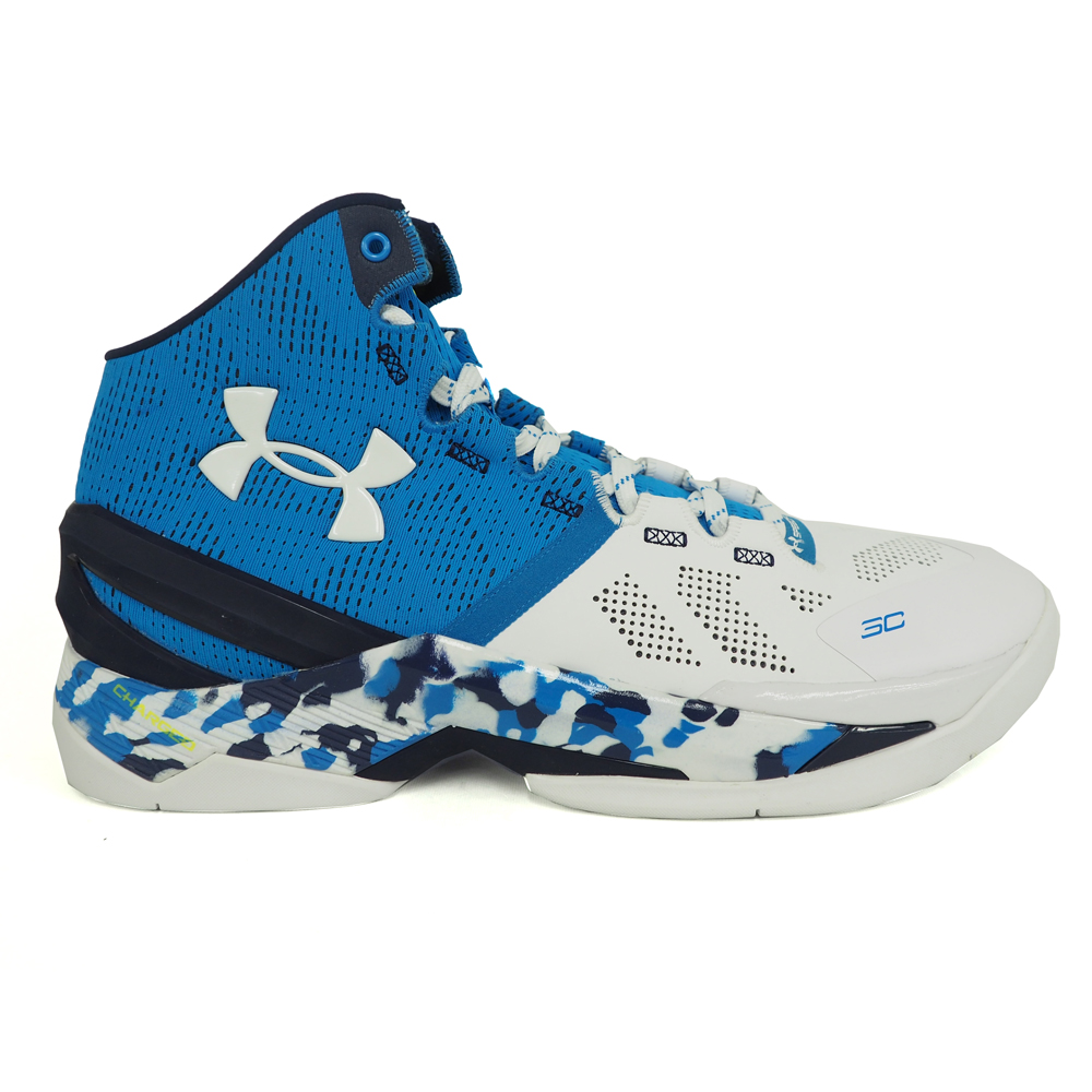 33d1d3b343b Throw away under Armour SC30 Under Armour SC30 Stephane curry  fin curry UA  CURRY 2 shoes   スニーカーエレクトリッグブルー