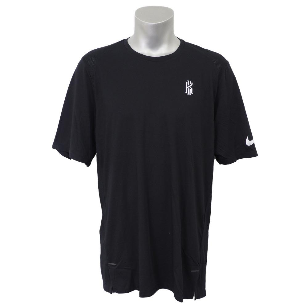 ナイキ カイリー/NIKE KYRIE カイリー・アービング ショートスリーブ トップ Tシャツ ブラック/ホワイト 839497-010 レアアイテム