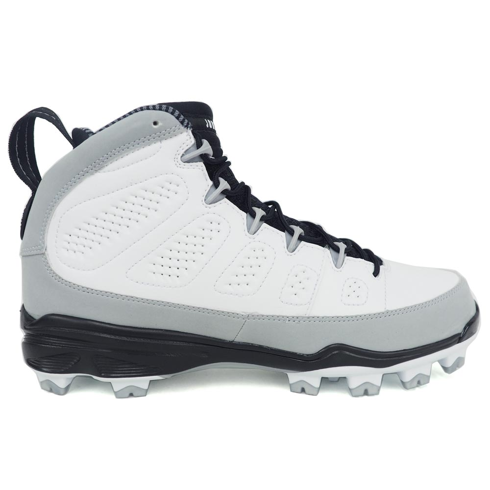 brand new df710 c7904 Nike Jordan  NIKE JORDAN IX RETRO MCS 9 nostalgic spiked shoes white   wolf  gray AA1264-103