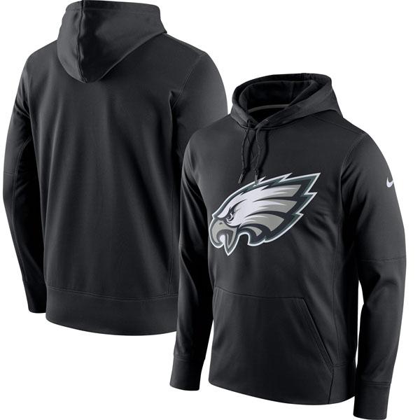 NFL イーグルス サーキット ロゴ エッセンシャル パフォーマンス パーカー ナイキ/Nike ブラック
