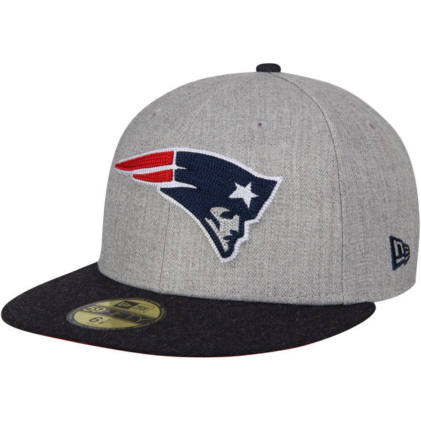 NFL ペイトリオッツ クリスプ 2 59FIFTY キャップ/帽子 ニューエラ/New Era