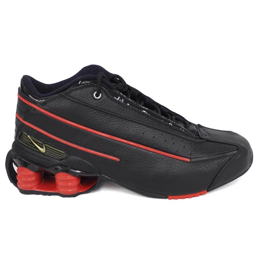 bas prix 01772 a5acb Ken Griffey, Jr. Shock currant fee shoes SHOX GRIFFEY Nike /Nike black /  bar city red 302,809-061