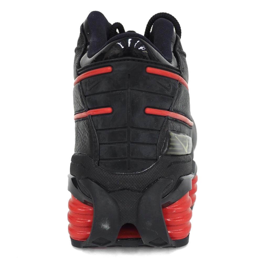 hot sale online dee4d 788ba Ken Griffey, Jr. Shock currant fee shoes SHOX GRIFFEY Nike /Nike black /  bar city red 302,809-061 rare item