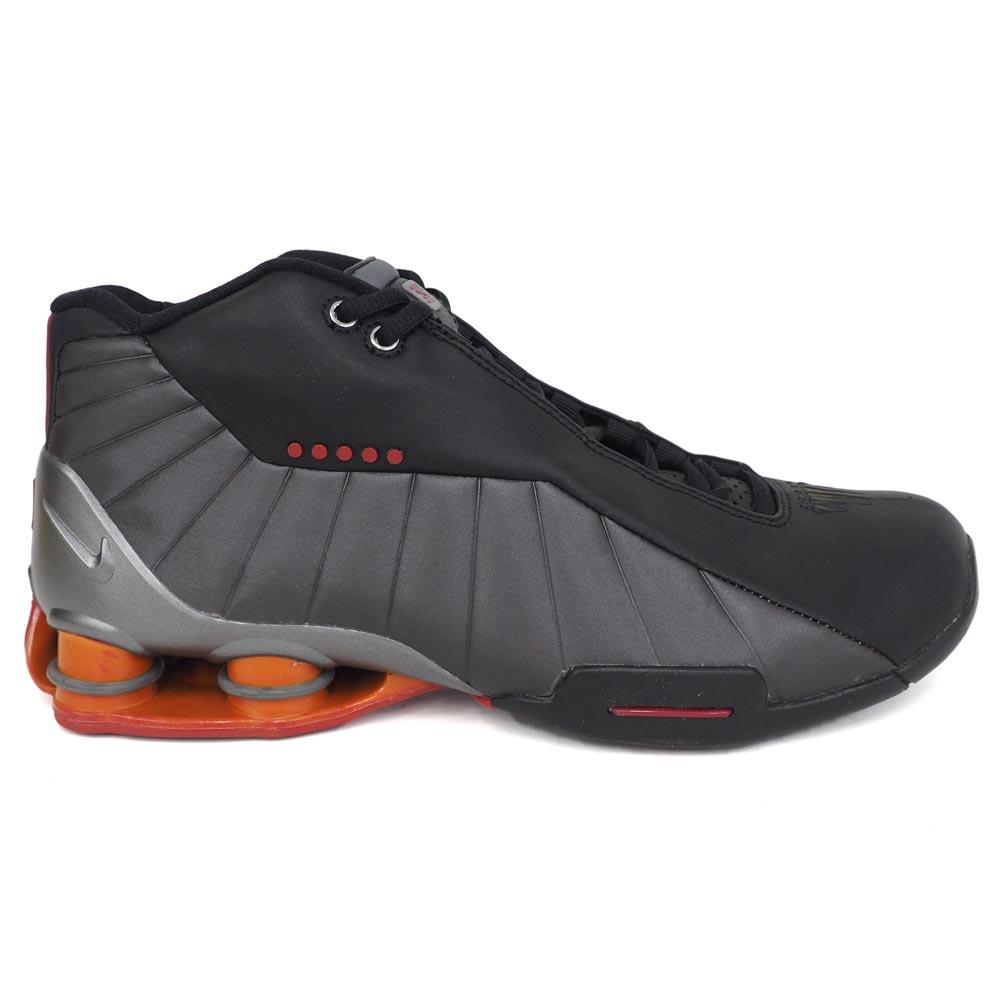ヴィンス・カーター ショックス BB4 シューズ SHOX BB4 ナイキ/Nike ブラック/ライトグラファイト 830218-002 レアアイテム