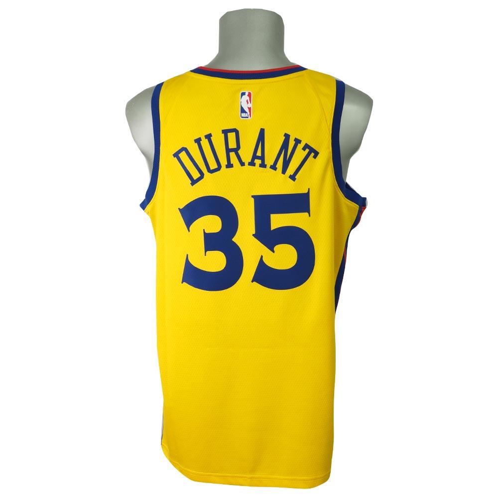 official photos 22aeb 71beb NBA Warriors Kevin Durant city edition swing man uniform / jersey Nike  /Nike 912,101-729