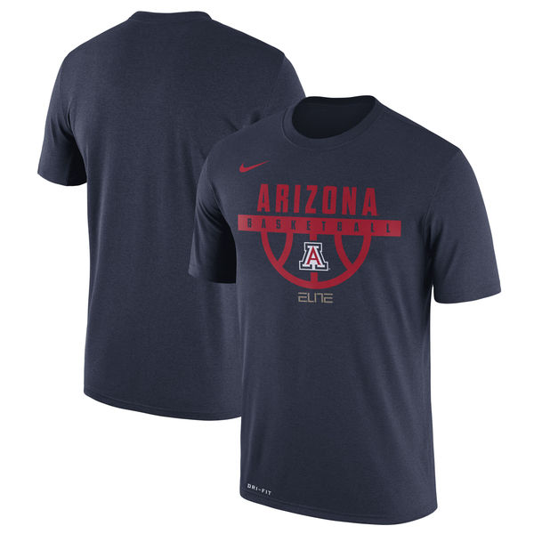 NCAA アリゾナ大学 ワイルドキャッツ バスケットボール レジェンド パフォーマンス Tシャツ ナイキ/Nike