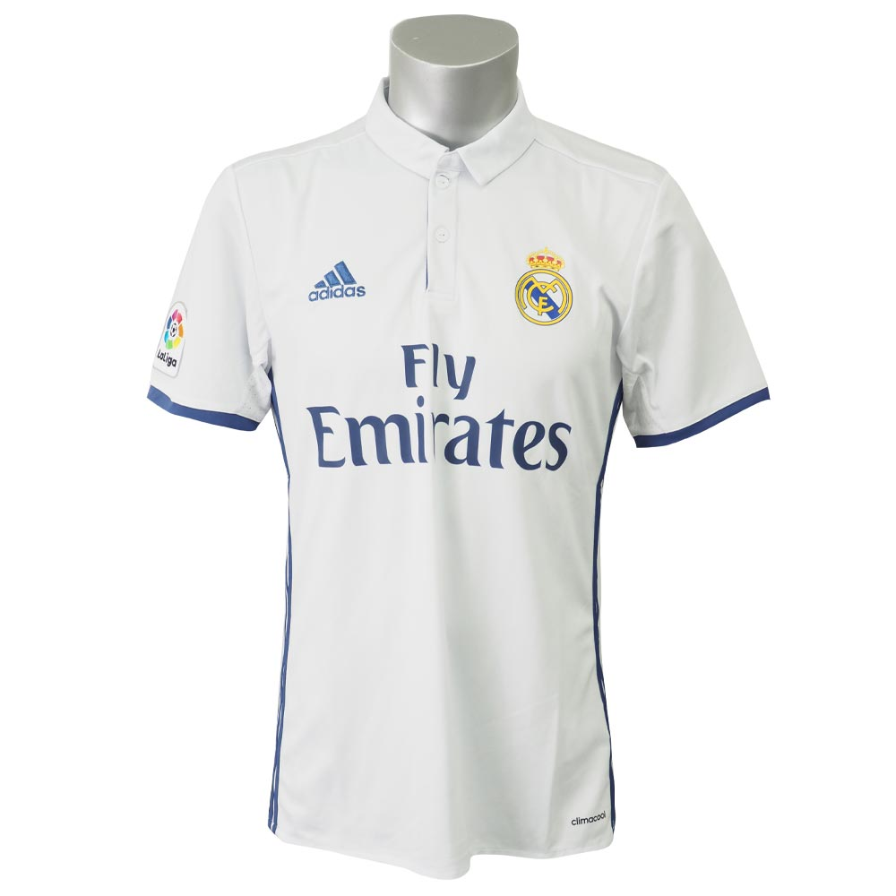 brand new ac415 ec697 SOCCER Real Madrid 2016-2017 replica uniform Adidas /Adidas home
