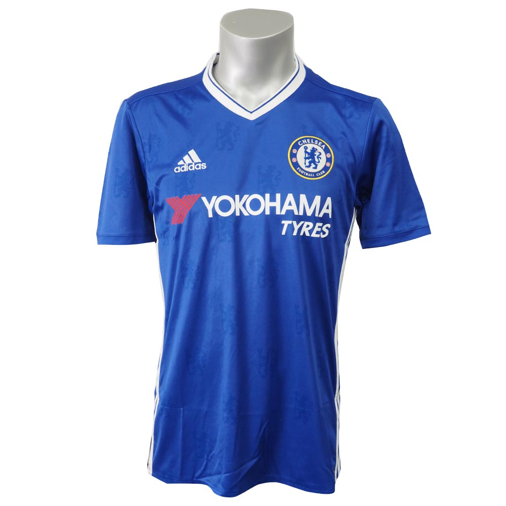 huge selection of 17f9f 82ed4 SOCCER Chelsea 2016-2017 replica uniform Adidas /Adidas home