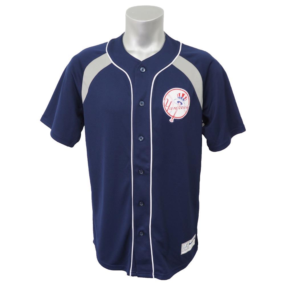 MLB ヤンキース トレイン ザ ボディ ユニフォーム/フーディー マジェスティック/Majestic ネイビー