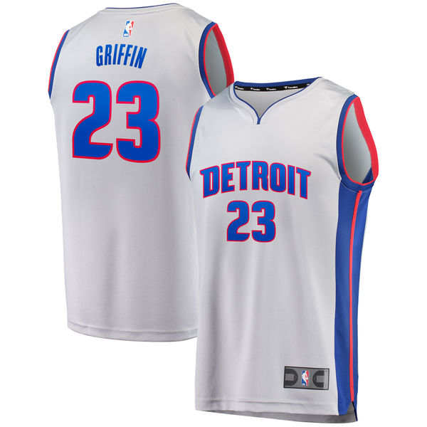 お取り寄せ NBA ピストンズ ブレイク・グリフィン ファストブレーク オルタネート ユニフォーム/ユニホーム ステートメントエディション