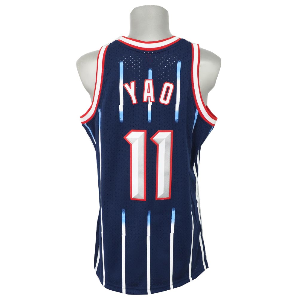 NBA ロケッツ ヤオ・ミン ハードウッド クラシック ユニフォーム/ジャージ ミッチェル&ネス/Mitchell & Ness