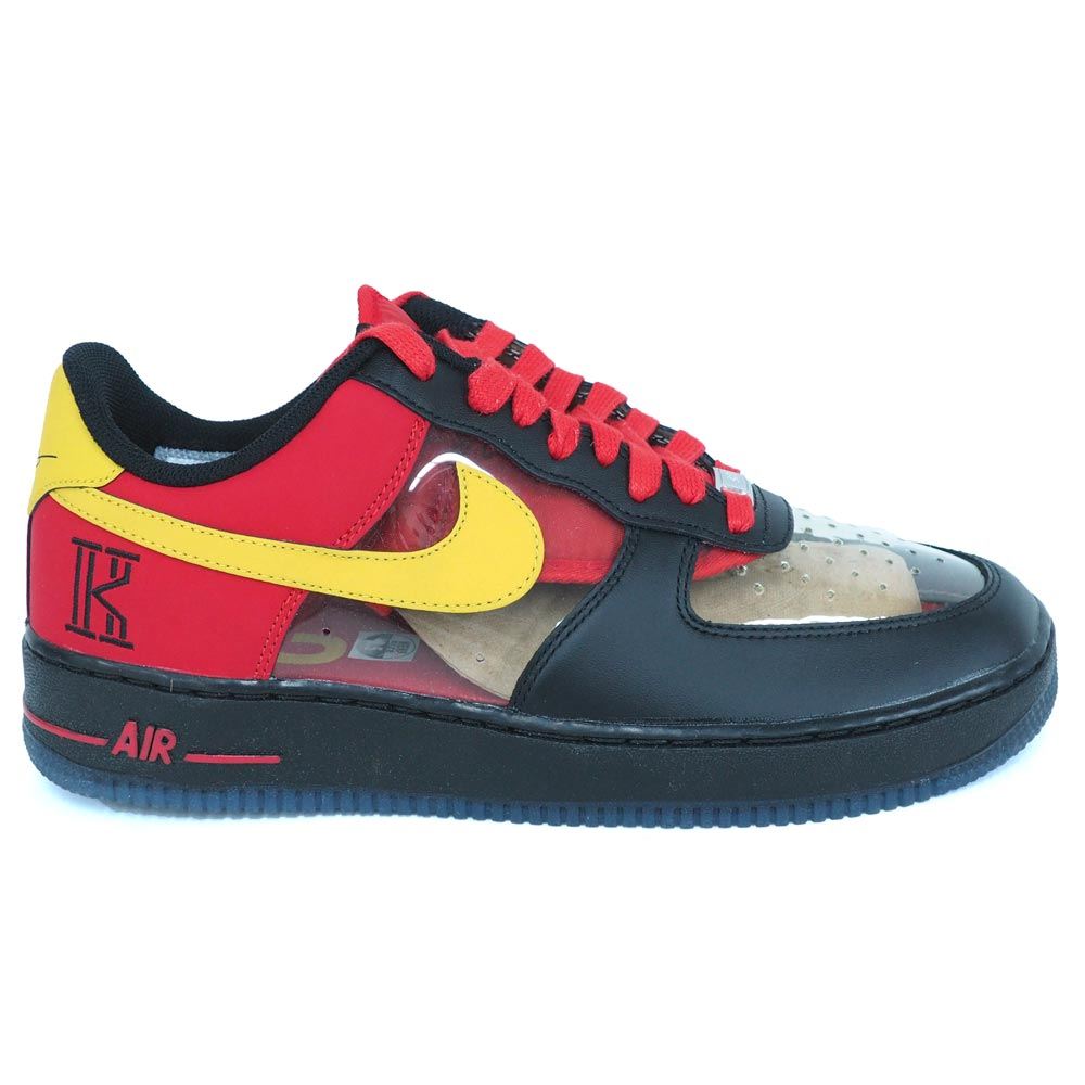 Chi Lee Irving basketball shoes shoes AIR FORCE 1 CMFT SIGNATURE QS Nike Nike 687,843 001