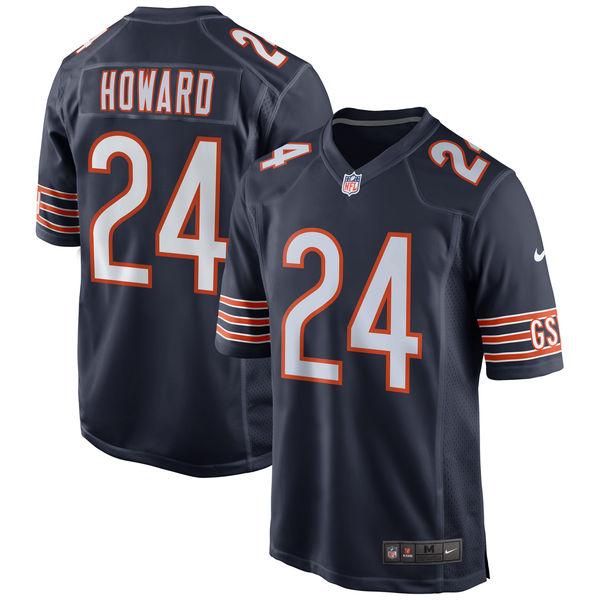 NFL ベアーズ ジョーダン・ハワード ゲーム ユニフォーム/ユニホーム レプリカ ナイキ/Nike ネイビー