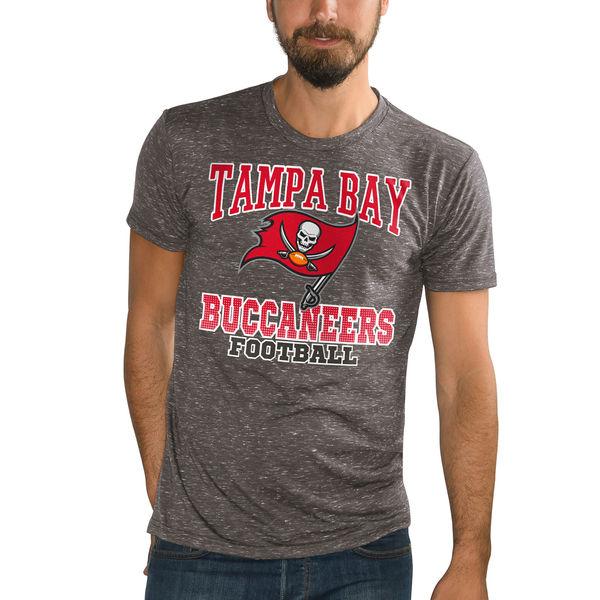 NFL バッカニアーズ アウトフィールド スペックル Tシャツ ジースリー/G-III グレー