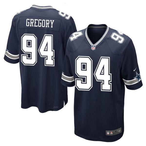 お取り寄せ NFL カウボーイズ ランディー・グレゴリー ゲーム ユニフォーム/ユニホーム レプリカ ナイキ/Nike ネイビー