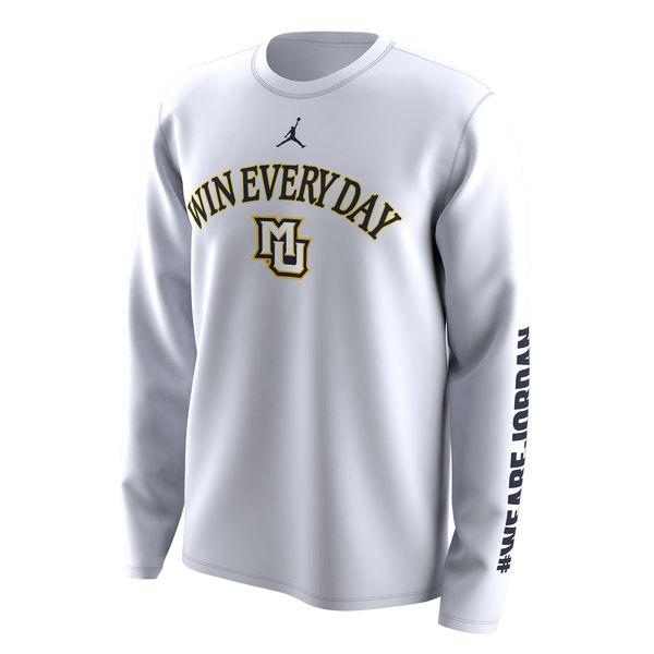 お取り寄せ マーケット大学 ゴールデンイーグルス 2018 NCAA バスケットボール トーナメント マーチマッドネス ロングTシャツ ナイキ/Nike