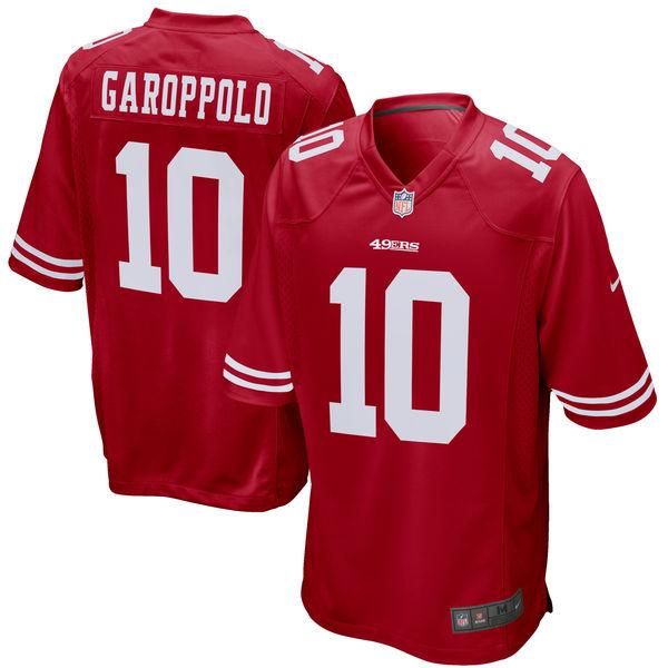 【海外 正規品】 お取り寄せ ナイキ/Nike お取り寄せ NFL 49ers ジミー・ガロポロ ゲーム ユニフォーム/ユニホーム レプリカ レプリカ ナイキ/Nike スカーレット, BARCLAY WEB STORE:27476d1d --- hortafacil.dominiotemporario.com