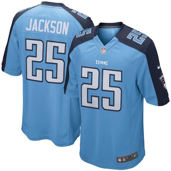 【通販 人気】 お取り寄せ レプリカ NFL タイタンズ アドレー・ジャクソン ゲーム お取り寄せ ユニフォーム ライトブルー/ユニホーム レプリカ ナイキ/Nike ライトブルー, クセグン:88262f6b --- totem-info.com