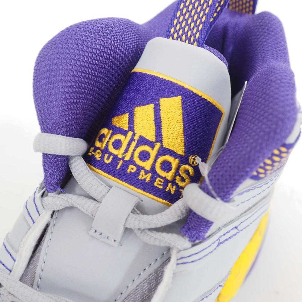 Adidas Lakers Jeremy phosphorus shoes basketball shoes CRAZY 8 crazy gray rare item