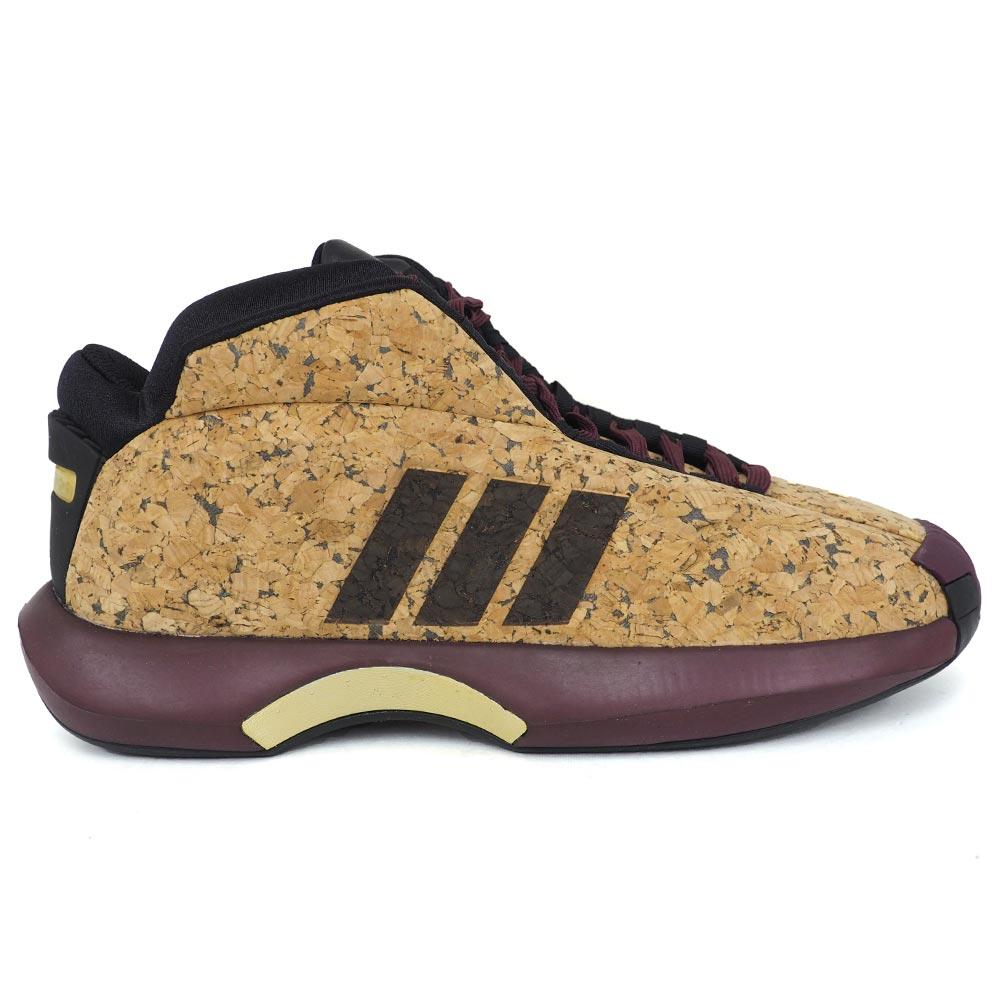 Adidas シューズ/バッシュ CRAZY 1 クレイジー マルーン レアアイテム
