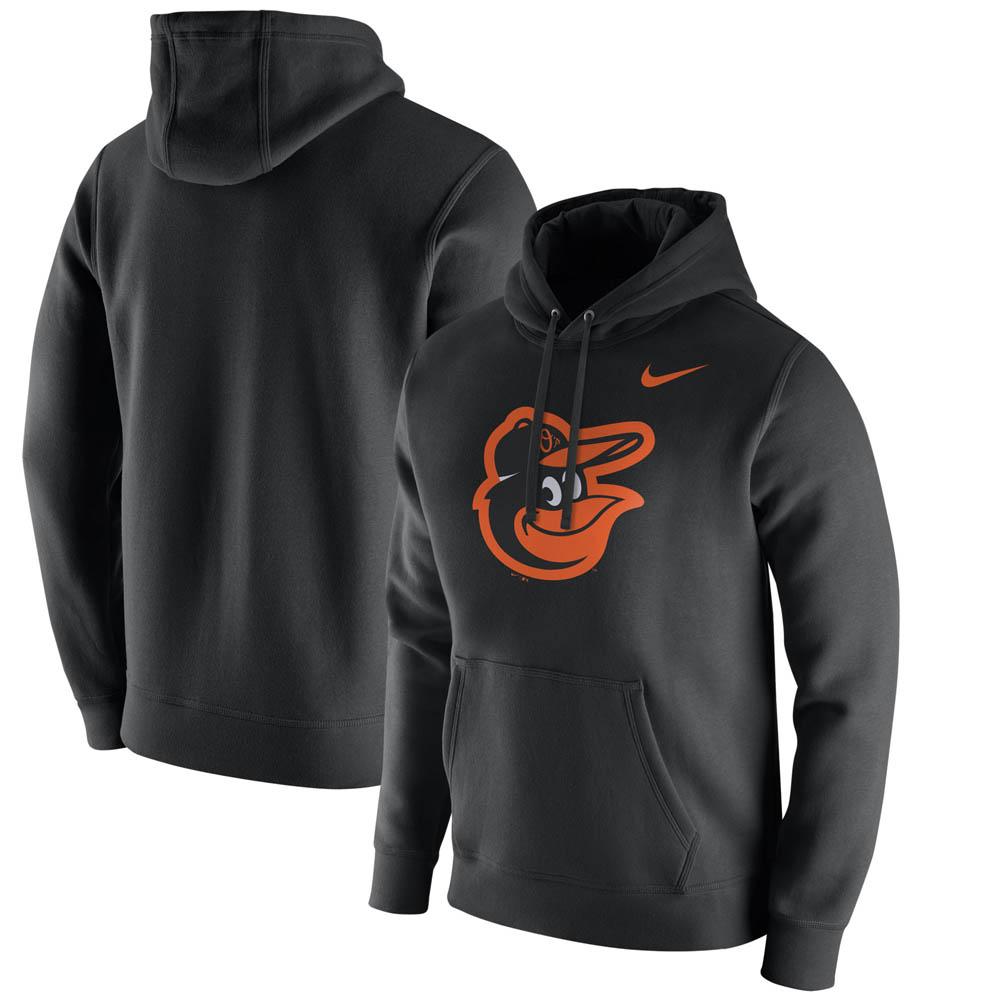 MLB オリオールズ フランチャイズ パーカー/フーディー ナイキ/Nike ブラック