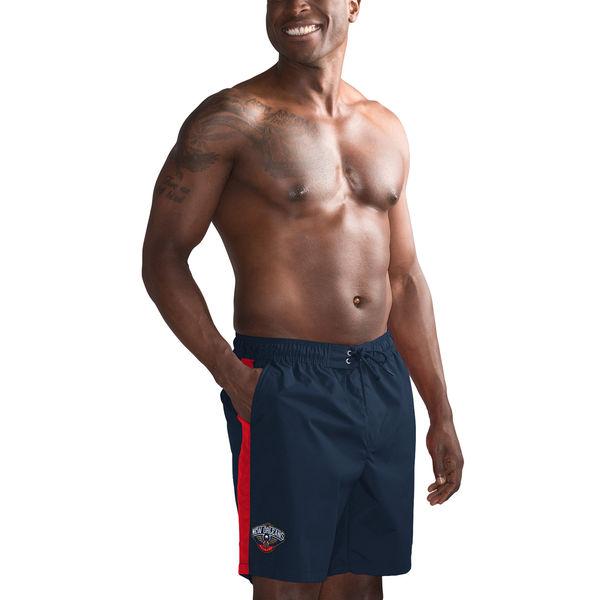 お取り寄せ NBA ペリカンズ 海水パンツ / スイムパンツ G-III