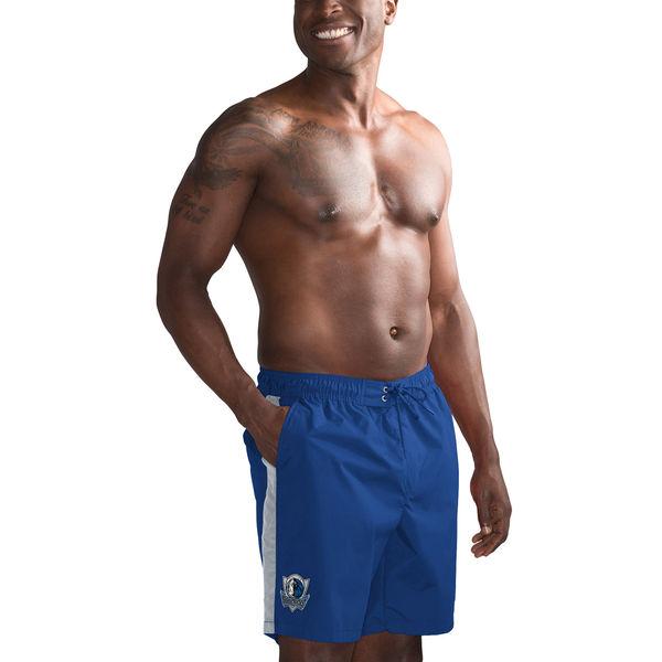 お取り寄せ NBA マーベリックス 海水パンツ / スイムパンツ G-III