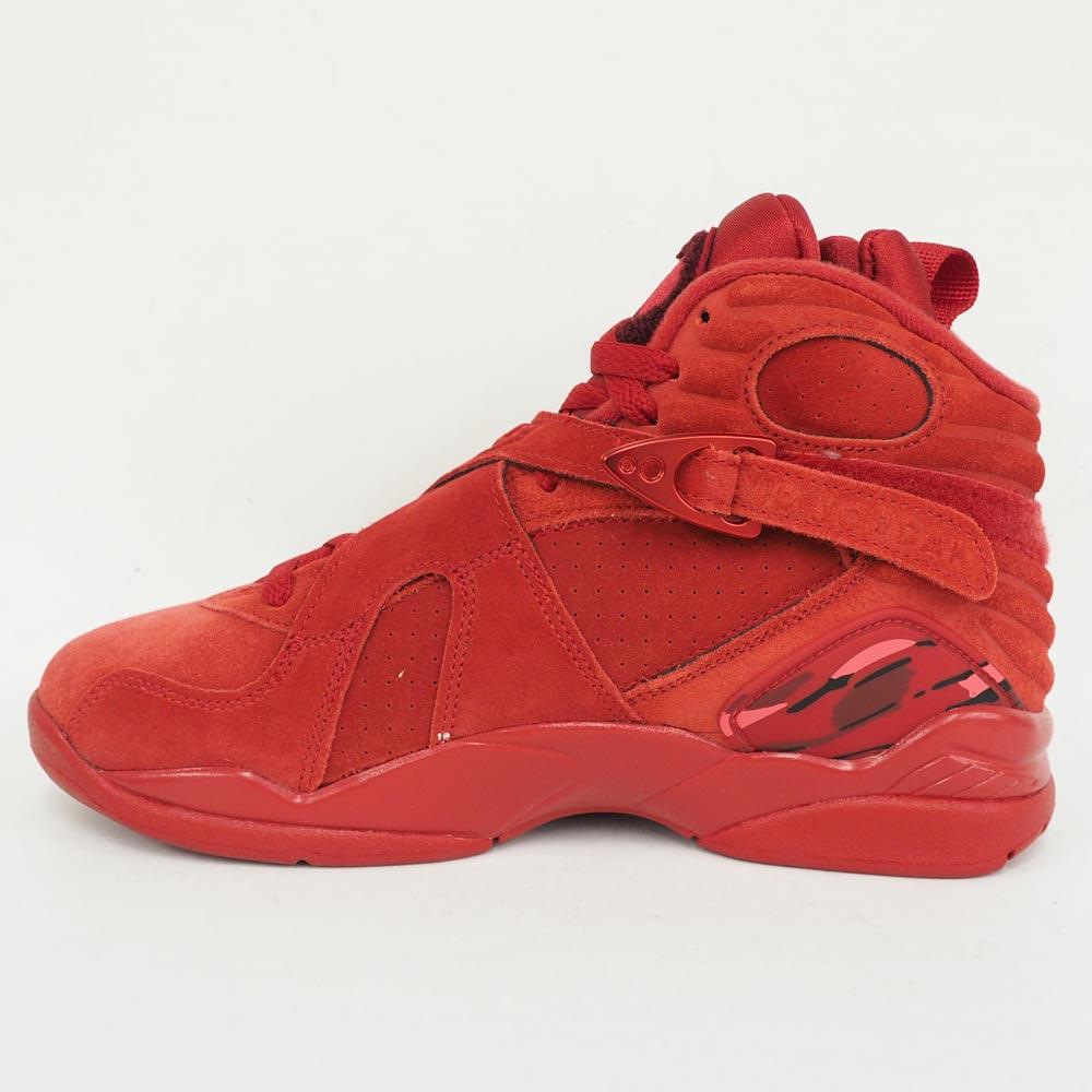 promo code 8e544 d66d6 WMNS AIR JORDAN 8 RETRO VDAY AQ2449-614 lady's on Nike Jordan /NIKE JORDAN  basketball shoes / shoes Air Jordan 8 nostalgic Valentine's Day