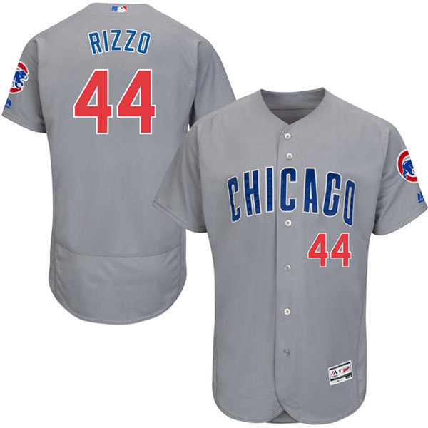 お取り寄せ MLB カブス アンソニー・リゾ ユニフォーム/ユニホーム 選手着用モデル マジェスティック/Majestic ロード
