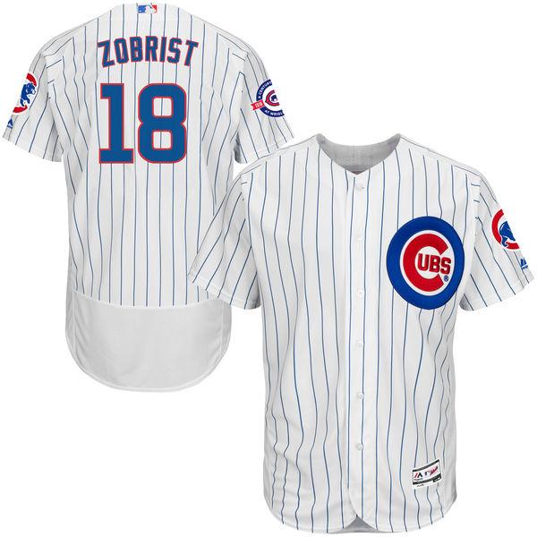 お取り寄せ MLB カブス ベン・ゾブリスト ユニフォーム/ユニホーム 選手着用モデル マジェスティック/Majestic ホーム