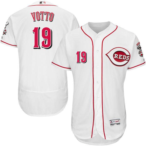 お取り寄せ MLB レッズ ジョーイ・ボット ユニフォーム/ユニホーム 選手着用モデル マジェスティック/Majestic ホーム