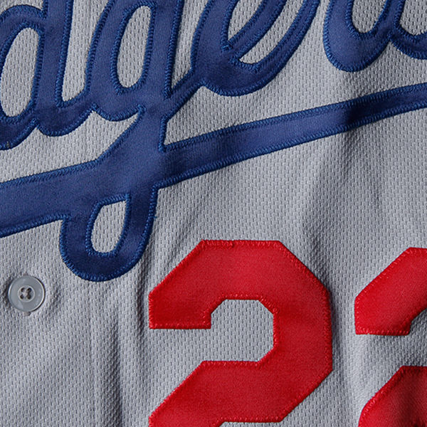 competitive price 37a40 701af MLB Dodgers Clayton car show uniform / uniform player wearing model  majestic /Majestic road