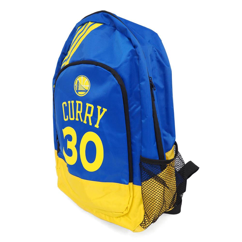 NBA ウォリアーズ ステファン・カリー ステフィン・カリー バックパック/リュックサック ボーダー ストライプ レアアイテム