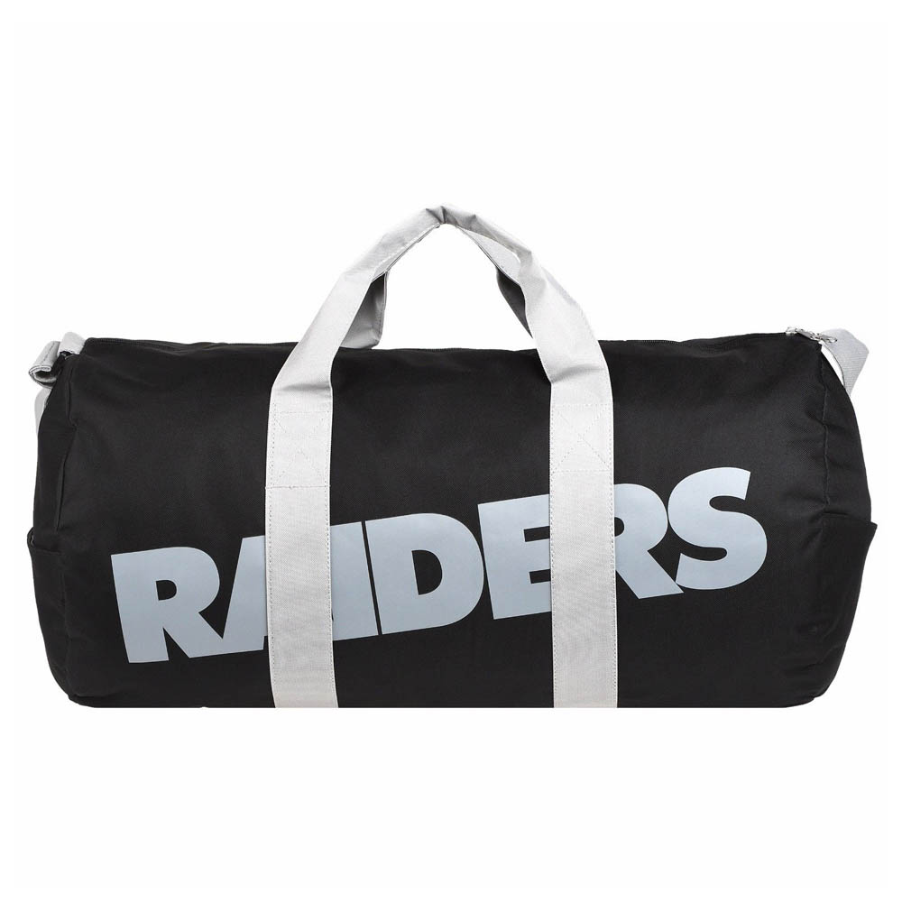 NFL レイダース ダッフルバッグ レアアイテム