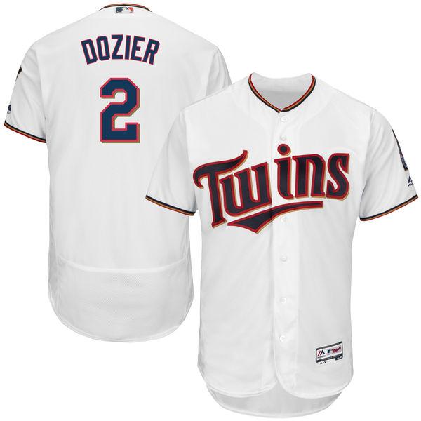 お取り寄せ MLB ツインズ ブライアン・ドージャー ユニフォーム/ユニホーム 選手着用モデル マジェスティック/Majestic ホーム