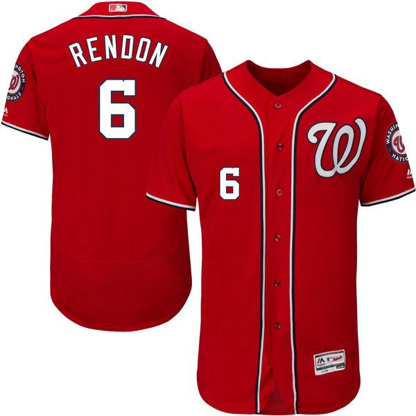 お取り寄せ MLB ナショナルズ アンソニー・レンドン ユニフォーム/ユニホーム 選手着用モデル マジェスティック/Majestic オルタネート