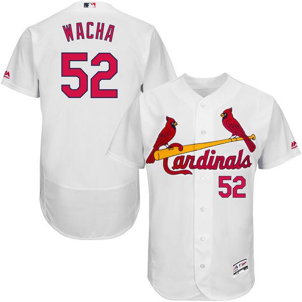 お取り寄せ お取り寄せ お取り寄せ MLB カージナルス マイケル・ワカ ユニフォーム/ユニホーム 選手着用モデル マジェスティック/Majestic ホーム