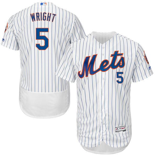 お取り寄せ MLB メッツ デービッド・ライト ユニフォーム/ユニホーム 選手着用モデル マジェスティック/Majestic ホーム