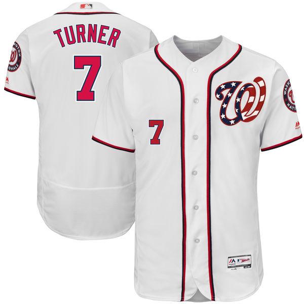 ずっと気になってた お取り寄せ ホーム 選手着用モデル MLB お取り寄せ お取り寄せ MLB ナショナルズ トレイ・ターナー ユニフォーム/ユニホーム 選手着用モデル マジェスティック/Majestic ホーム, カツヤマチョウ:9fa8ffe4 --- business.personalco5.dominiotemporario.com