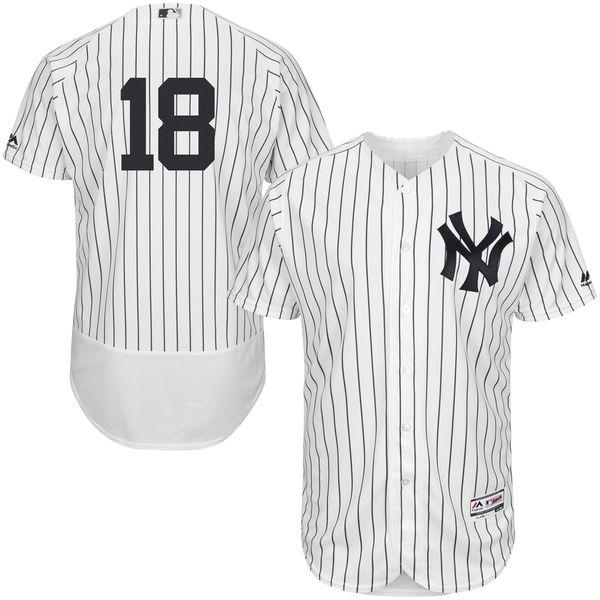 お取り寄せ MLB ヤンキース ディディ・グレゴリウス ユニフォーム/ユニホーム 選手着用モデル マジェスティック/Majestic ホーム