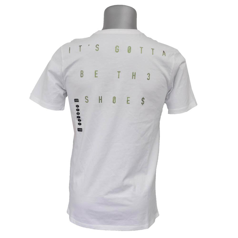 fff4c95ea68f MLB NBA NFL Goods Shop  4 Nike Jordan  NIKE JORDAN T-shirt nostalgic ガッタビーザ  shoes white 850