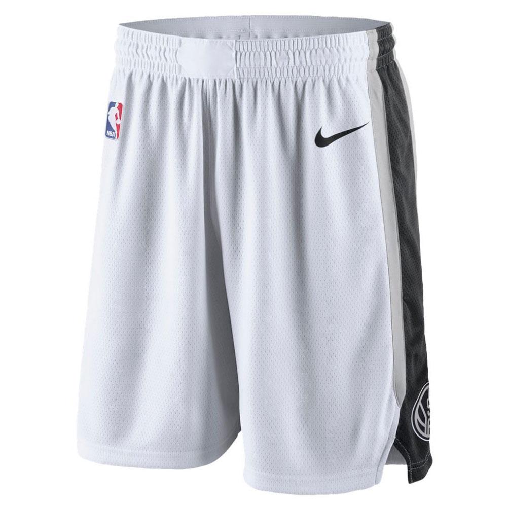 NBA スパーズ スウィングマン ショーツ ナイキ/Nike ホワイト