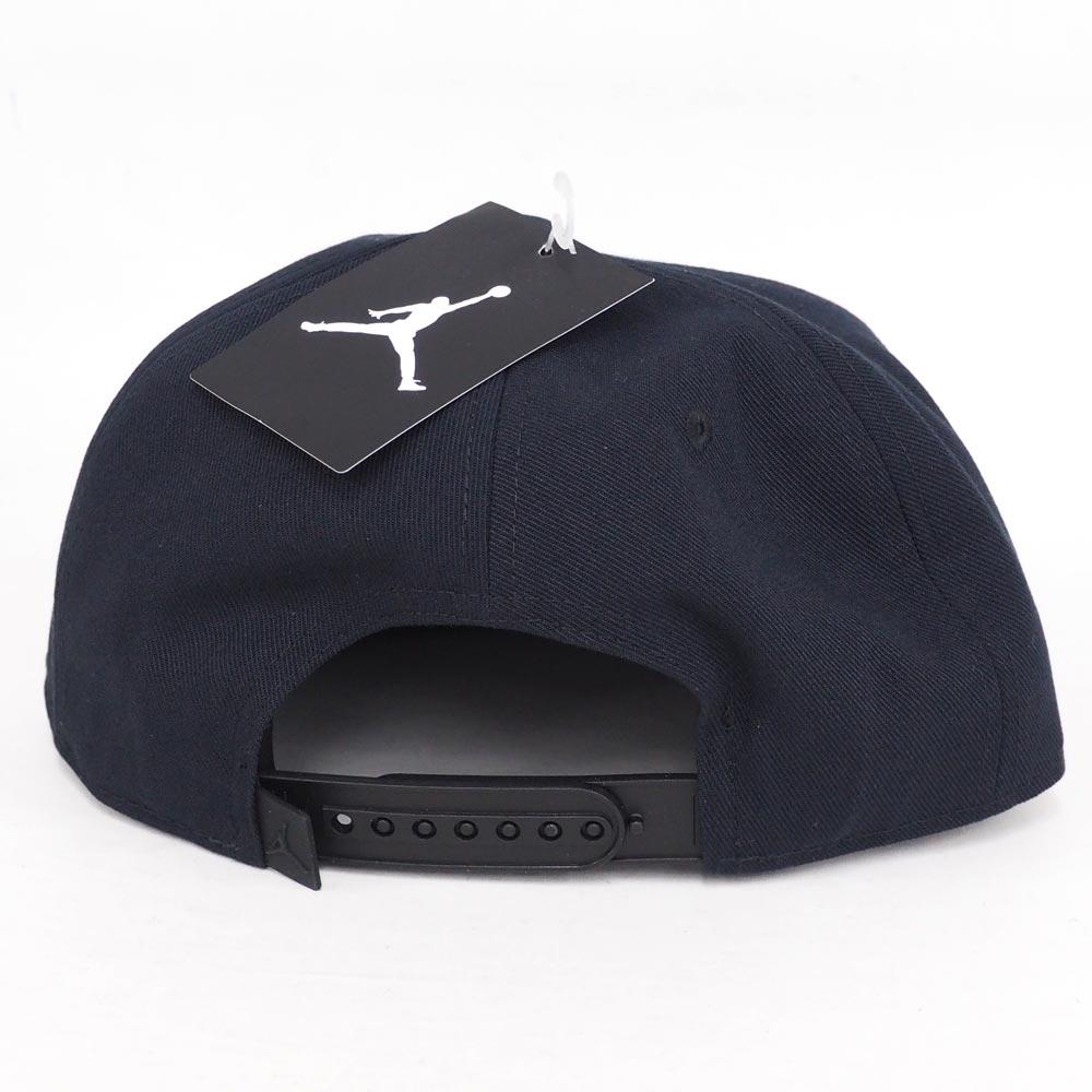 Professional player Nike Jordan  NIKE JORDAN snapback cap   hat jump man air  10 black 894 13ef759eb07