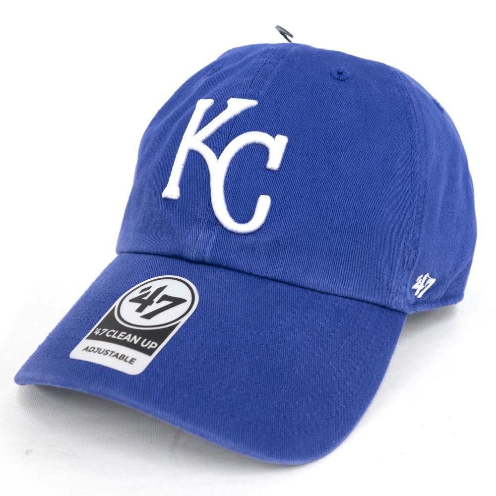 ロイヤルズ キャップ MLB クリーンナップ 47 Brand【0702価格変更】【1910価格変更】【191028変更】