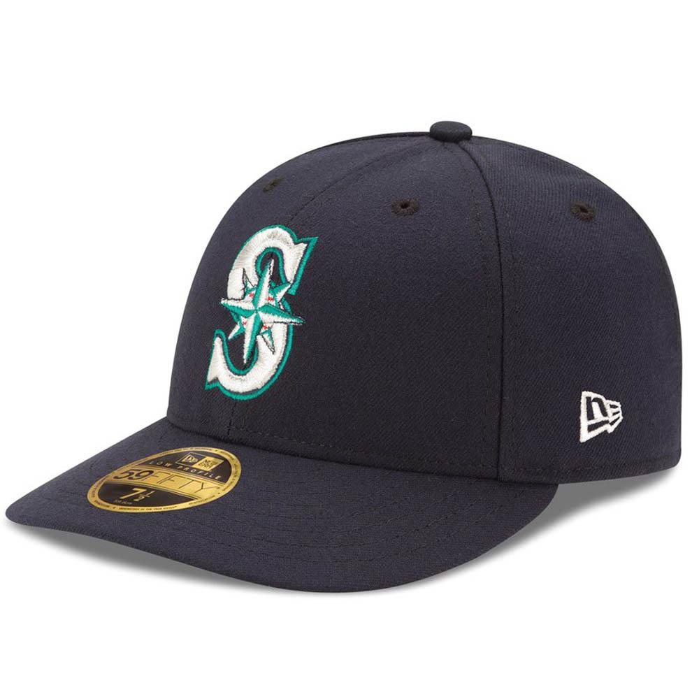 マリナーズ キャップ ニューエラ NEW ERA MLB オンフィールド ロークラウン ゲーム