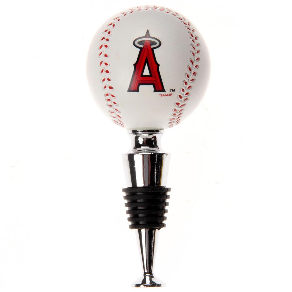 MLB エンゼルス ベースボール ワインボトル・ストッパー【1910価格変更】