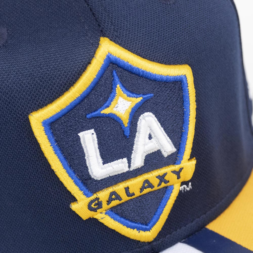 MLB NBA NFL Goods Shop  MLS soccer LA galaxy 2017 authentic cap ... 80bc9f365d69